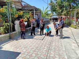 Dana Kelurahan (Dakel) 2019 Kel. Wirogunan Telah Ditunaikan