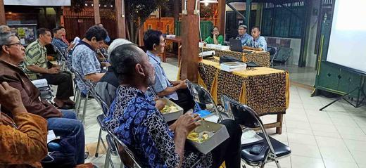 Pra Musrenbang Kel. Wirogunan sebagai Titik Awal Perencanaan Pembangunan 2021