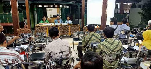LPMK Wirogunan Mengawal Perencanaan Pembangunan Tahun 2021 Sesuai Potensi Kampung se-Kelurahan Wirogunan