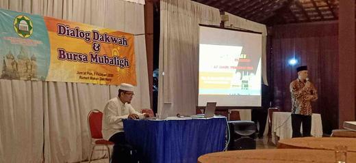 DMI Wirogunan Plus Fasilitasi Dialog Dakwah dan Bursa Mubaligh 1441 H
