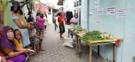 Aksi GASA Wirogunan : Berbagi Sayuran