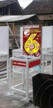 Kelurahan Wirogunan Tebar Tempat Cuci Tangan di 80 Titik untuk Persiapan New Normal