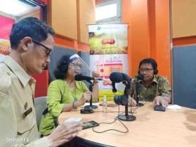 GASA Wirogunan Berbagi Informasi Aksi Sosial dengan Sahabat Sonora Jogja
