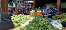 Aksi MasBayu Wirogunan #04, Siapkan 3.178 Bungkus untuk Kampung Surokarsan dan Kampung Wirogunan