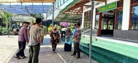 Monitoring dan Verifikasi Gugus Tugas Covid-19 Mergangsan di Masjid Al-Mizan Surokarsan, Wirogunan