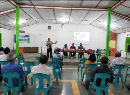Warga Kampung Wirogunan Lakukan Mapping Wilayah untuk Penyusunan Masterplan