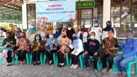 Inovasi Dapur Balita Gluwihi Mbagehi dimasa Pandemi di Kampung Surokarsan  RW 07 Kelurahan Wirogunan
