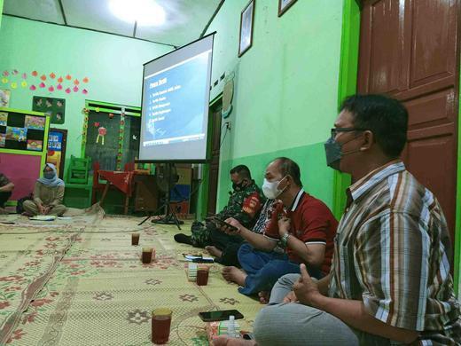 Komitmen Warga Kampung Nyutran dalam Gerakan Kampung Panca Tertib