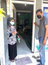 Shelter RW 01, Siap Digunakan Warga RW 01 Kampung Bintaran